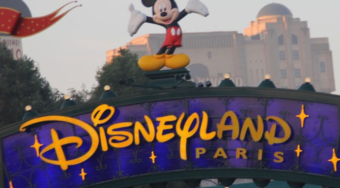 Disneyland Paris (1ª parte)