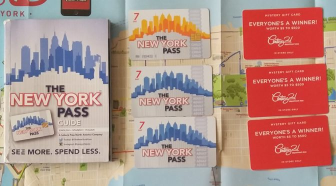 New York Pass. Nuestra experiencia.